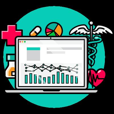hipaa compliance analytics dashboard bcdr
