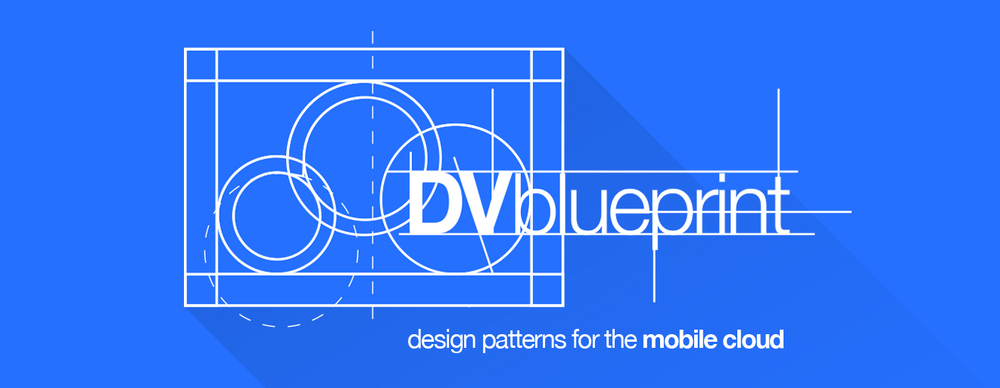 DVblueprint design patterns