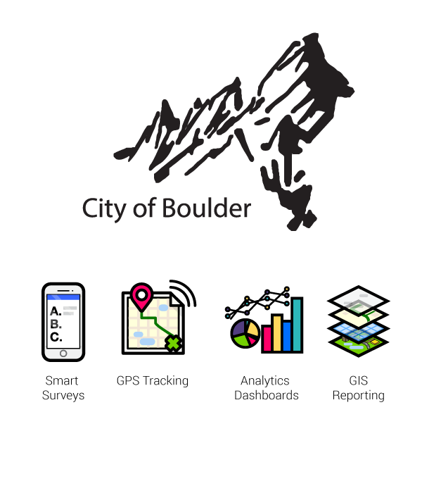 city-of-boulder colorado logo technologies-used