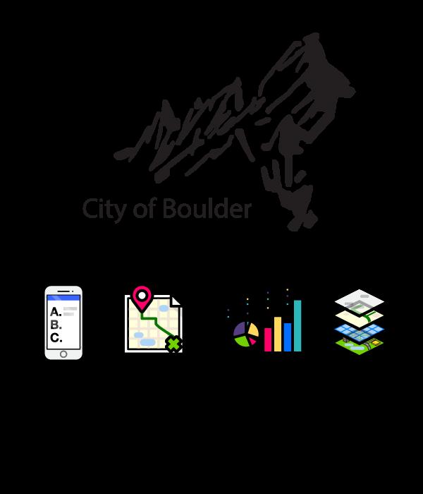 city-of-boulder colorado logo technologies-used