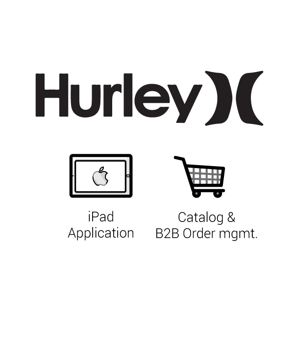 hurley nike brand logo