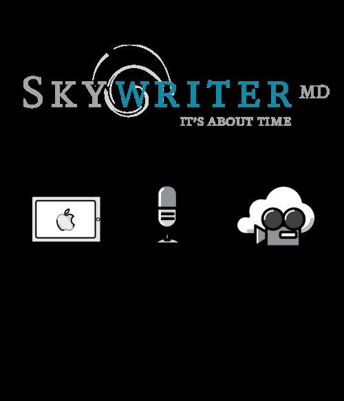 skywriter md logo technologies used