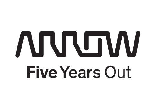 arrow electronics five years out partner