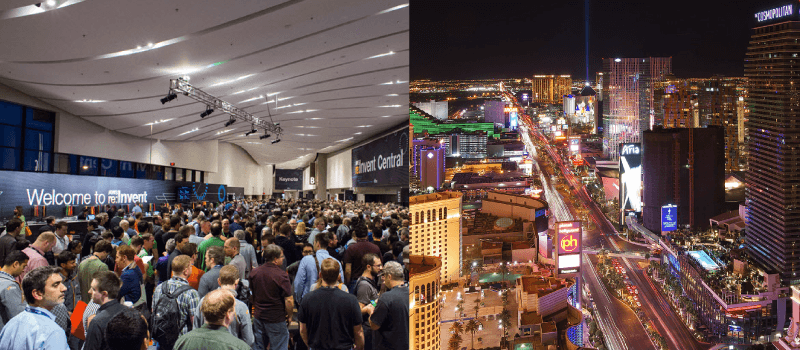Not all that happens in Vegas stays in Vegas - let us share insights of a great event.