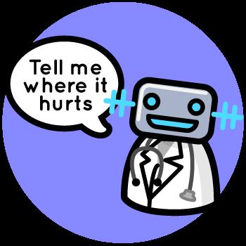 a robot doctor