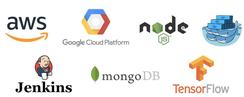 Software Development Technologies logos