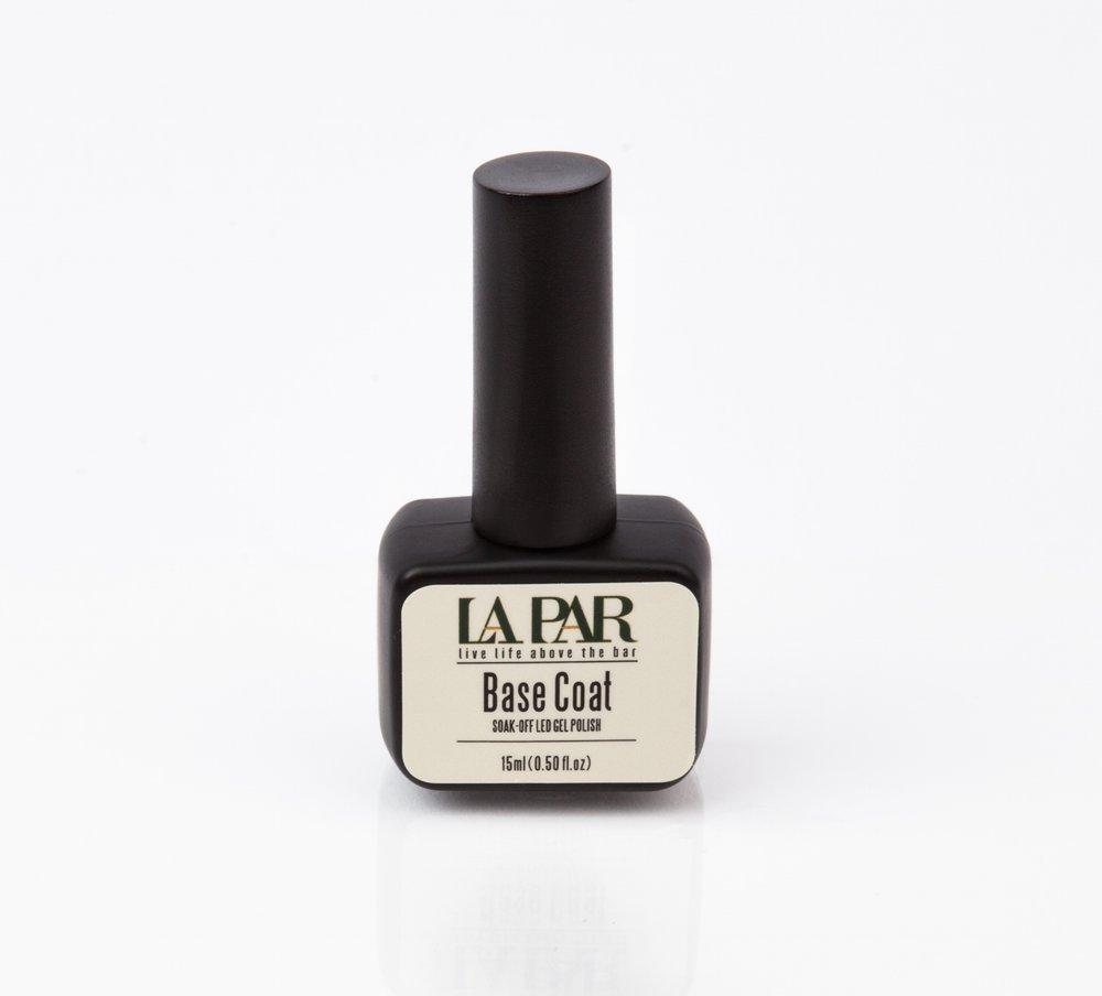 BASE-COAT - Prep your nails with La Par's Base Coat.