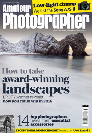 1 Year Subscription to Amateur Photographer