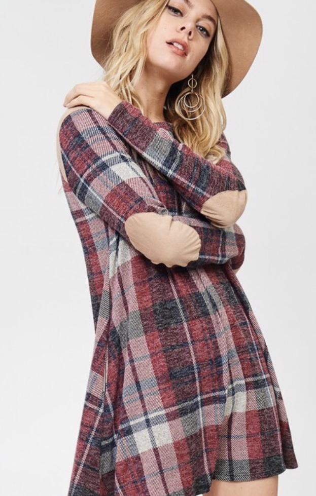 The Good and the Plaid Dress