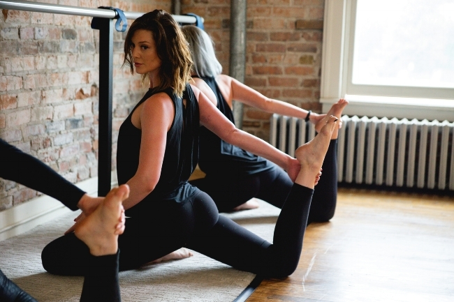 barre workout review