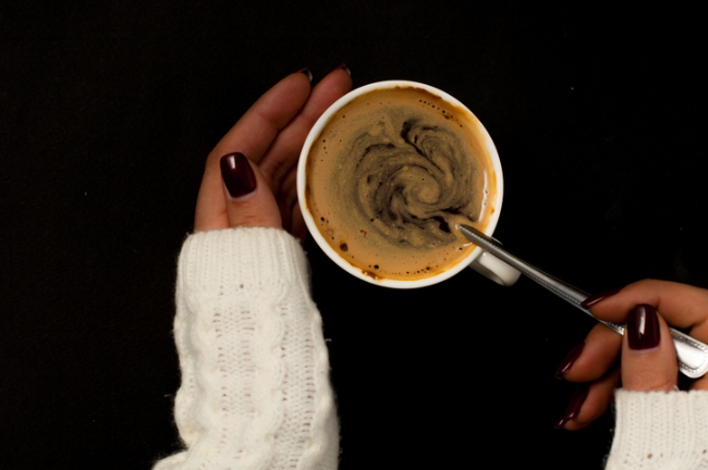 healthy pumpkin spice coffee recipe