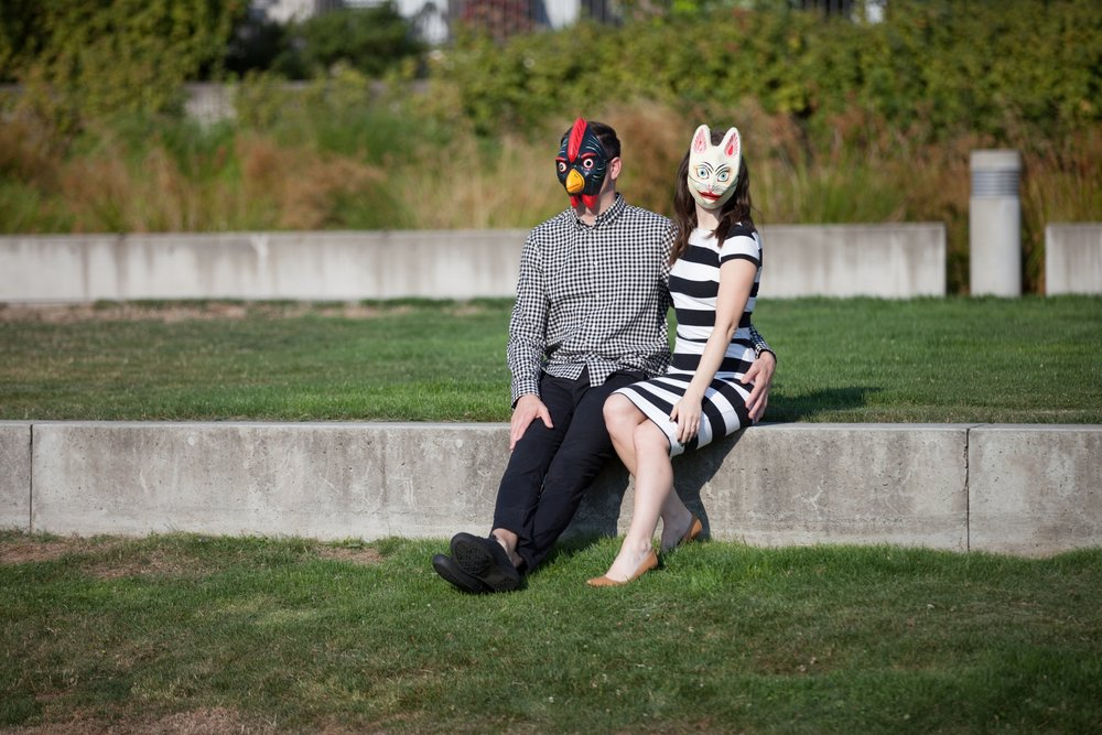 alternative engagement photo ideas destination wedding