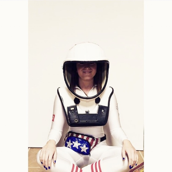 authentic astronaut costume