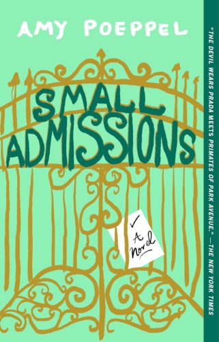 small admissions book review