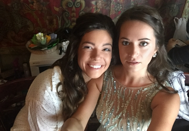 how to do wedding makeup bridesmaid
