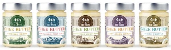health benefits of ghee 4th & heart