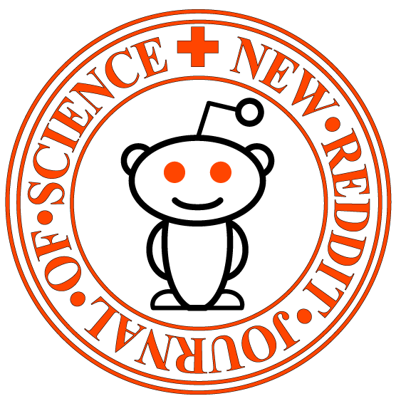 Actual reddit science logo
