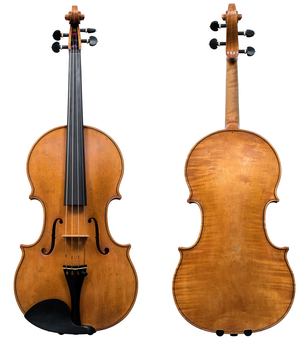 Copy of Copy of George Yu Viola