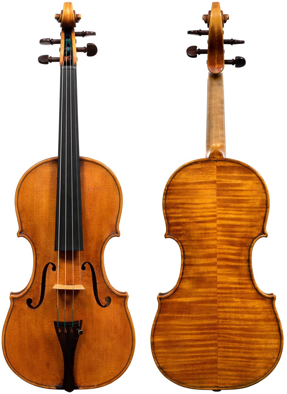 Nathaniel Rowan Violin