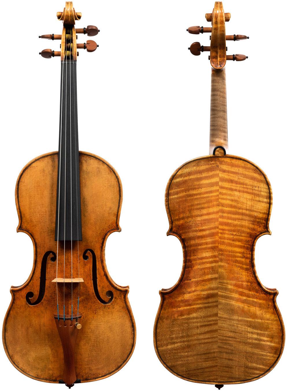 Zach Moen Violin