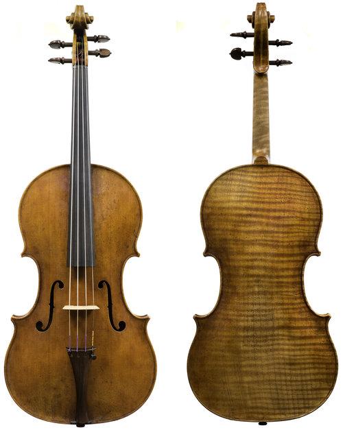 Ryan McLaughlin Viola