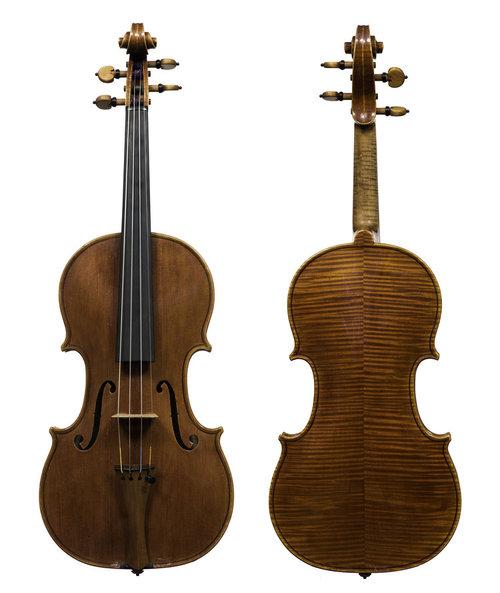 Boris Sverdlik Violin
