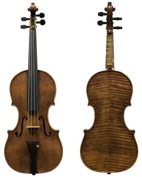 Corbishly Violin