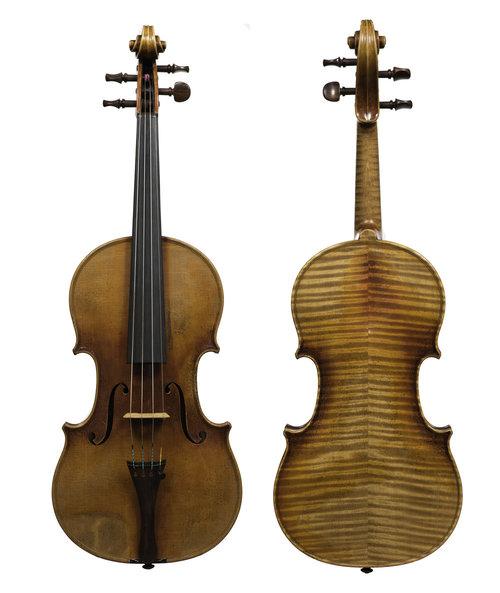 S. Hermann Geipel Violin