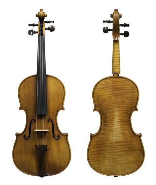 S. Heinrich Gill Violin