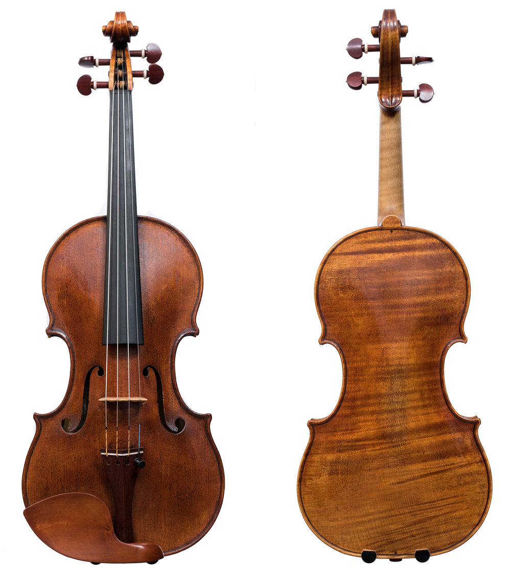 Copy of Copy of George Yu Violin