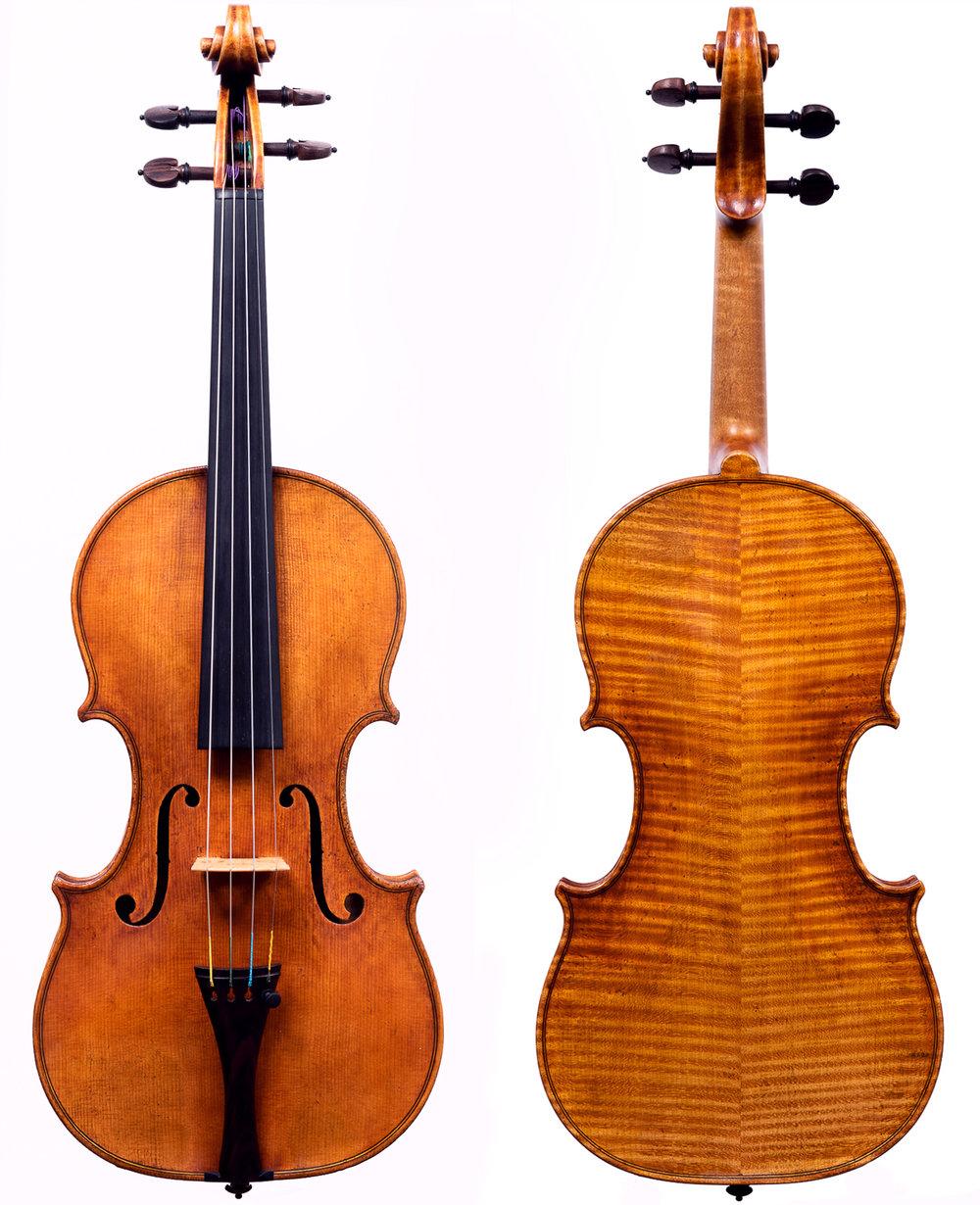 Ryan McLaughlin Violin