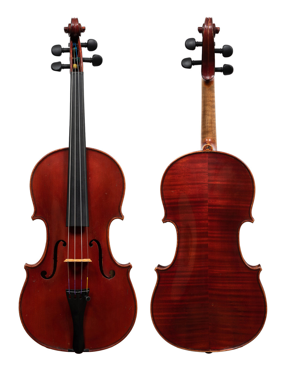 Copy of Copy of Acoulon & Blondelet Violin