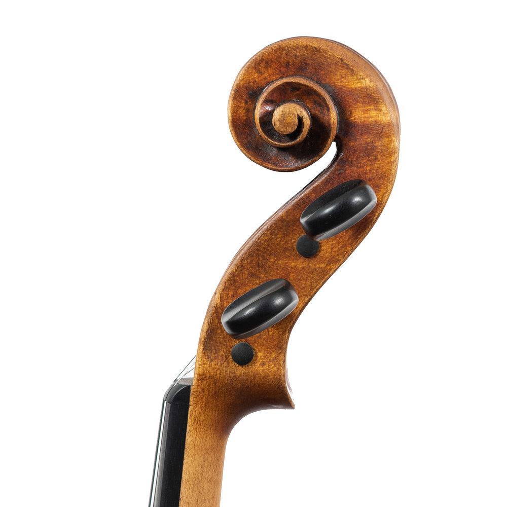 Jordan Hess Violin, 2018, Salt Lake City, UT_Scroll.jpg