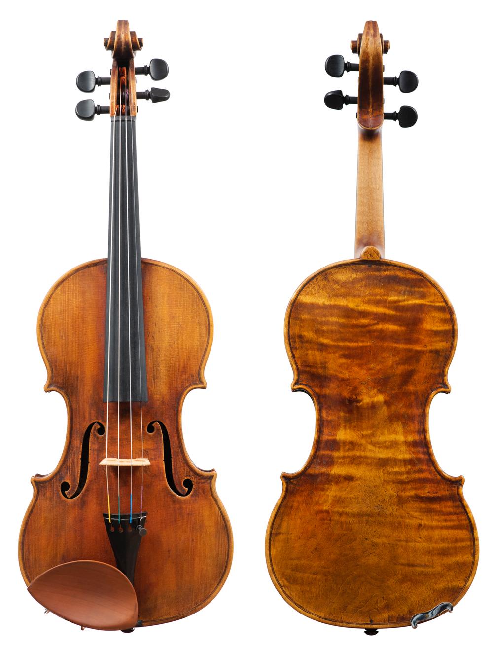 Jordan Hess Violin
