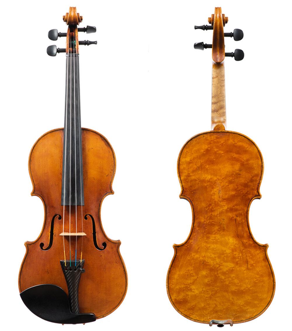 Douglas Cox Violin