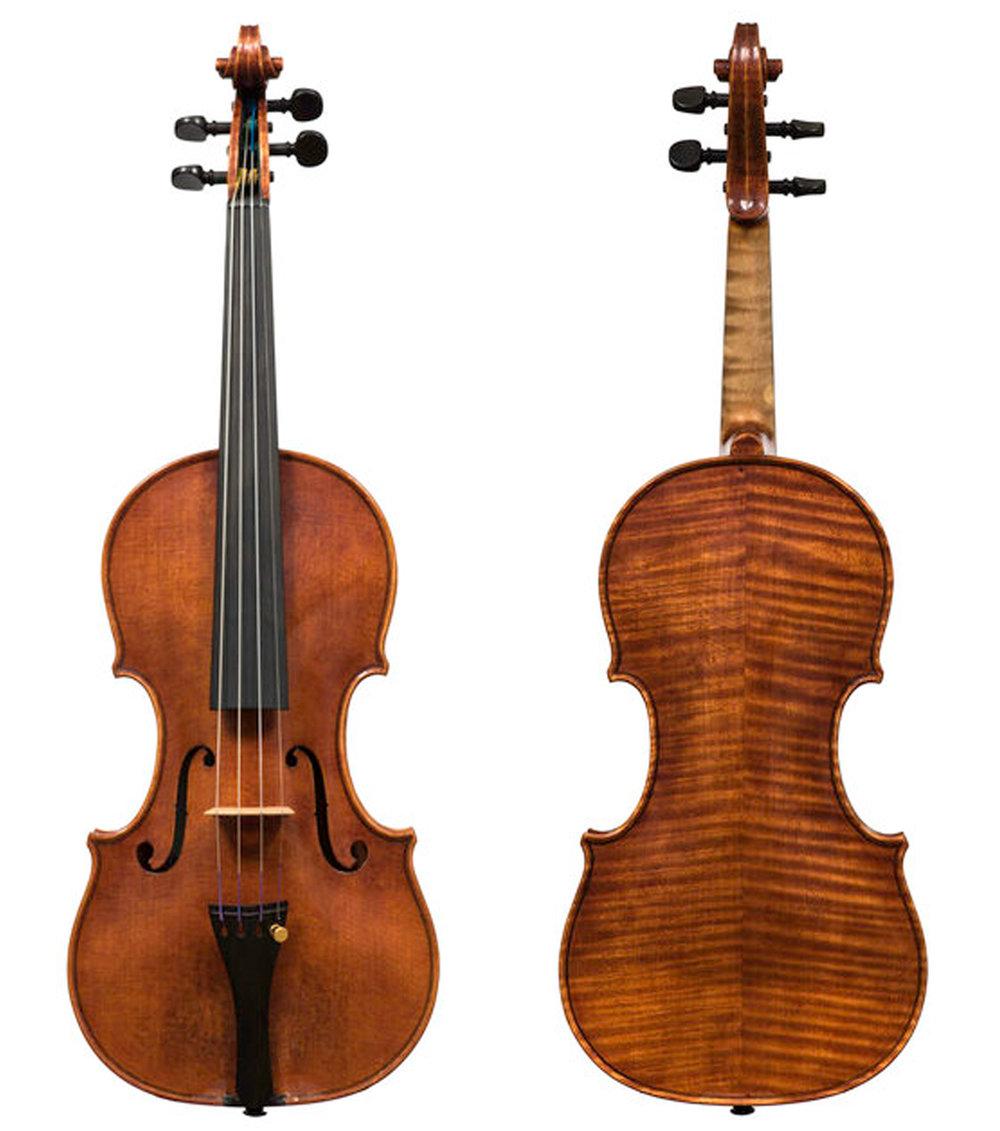 Corbishly Violin