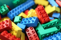 Bring your imagination, - we'll supply the legos!