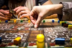 Bust the boredom - with board games! We have plenty to choose from so come out and play a game or two with your friends, family and neighbors.