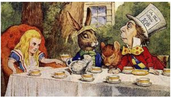 Join us in welcoming Extra Special Teas for a Mad Hatter Tea Party! Wear a wacky hat, enjoy teas and brownie bites. We'll be making something and having a lovely time. All are welcome, wheel chair accessible.