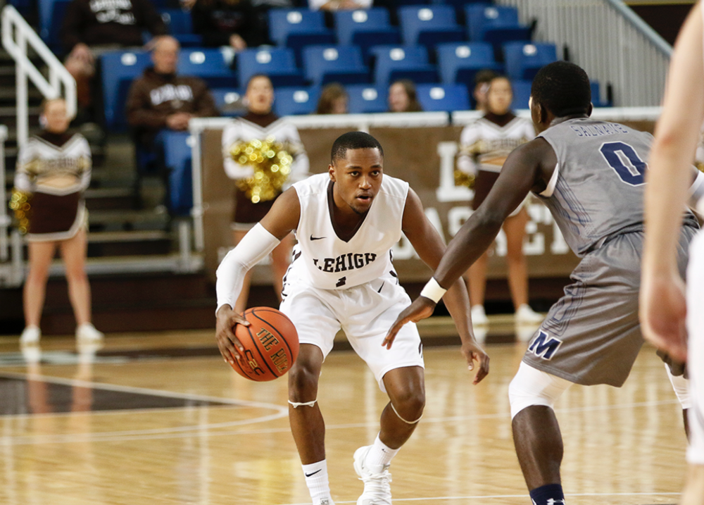 Sluggish start burns Lehigh in 80-72 loss in home opener vs. Monmouth - Feature photo and gallery images