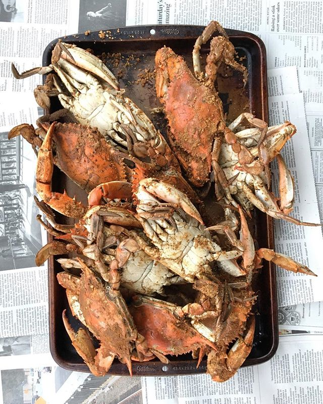 sunday feast 🦀