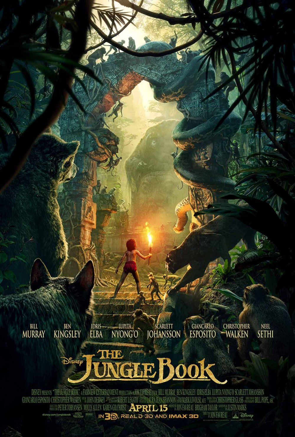 """The Jungle Book"" (2016)"