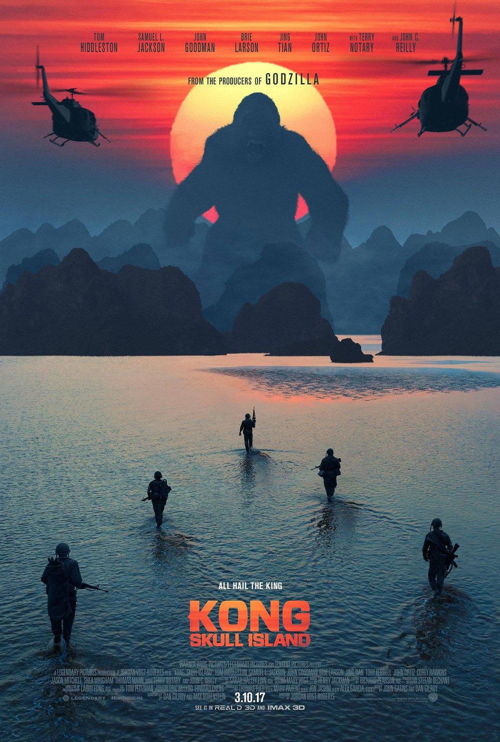 """Kong: Skull Island"" (2017)"