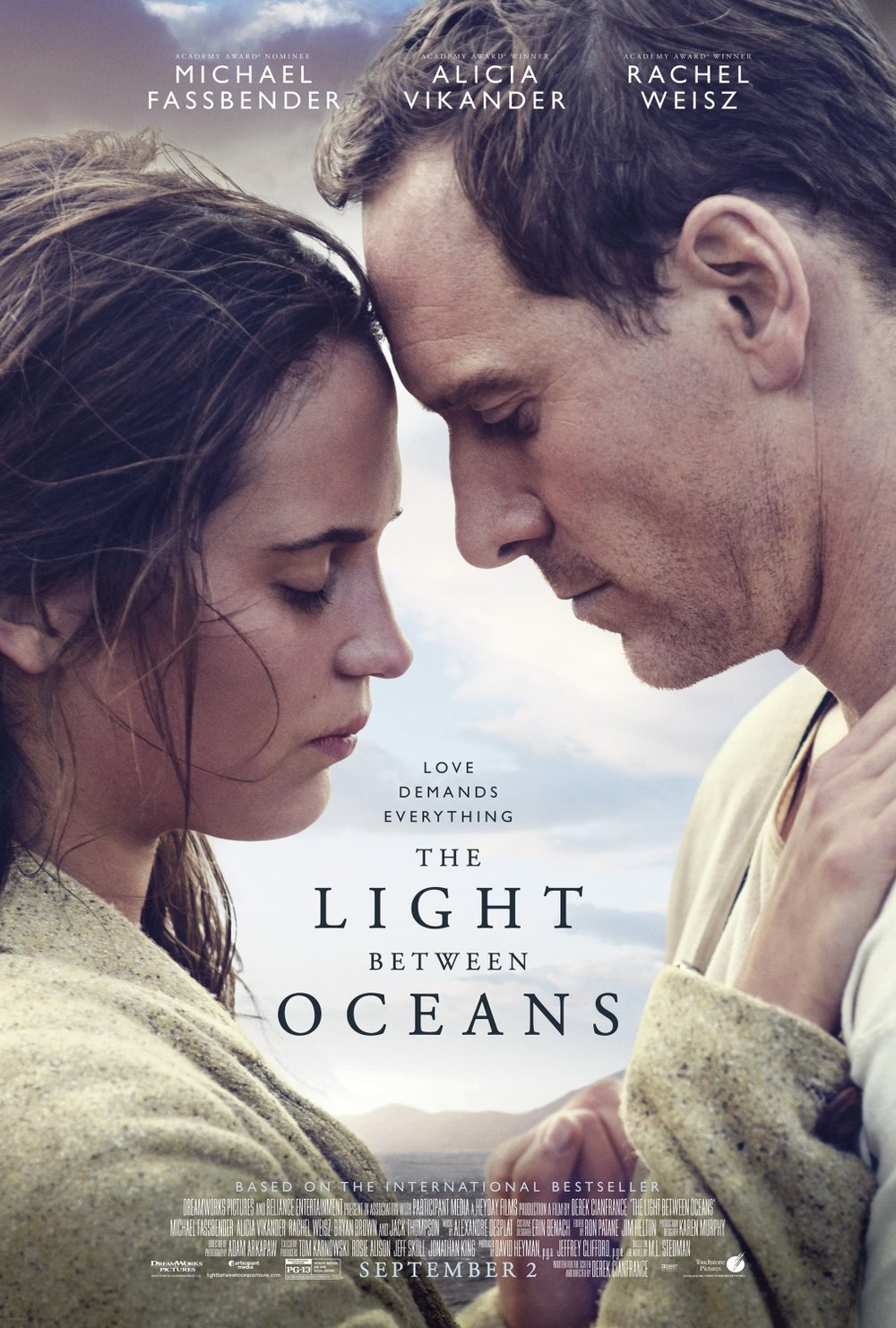 """The Light Between Oceans"" (2016)"