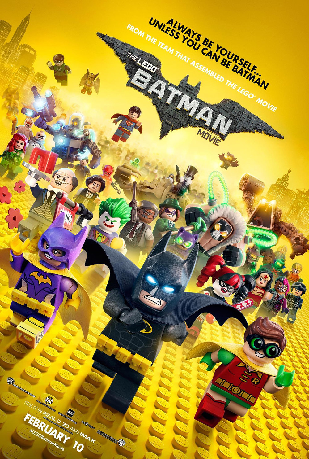"""The Lego Batman Movie"" (2017)"