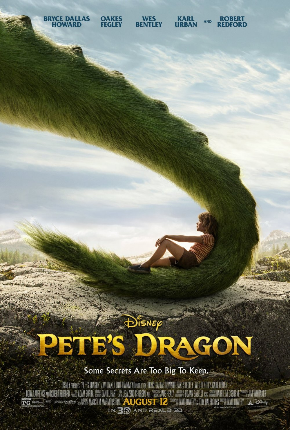 """Pete's Dragon"" (2016)"