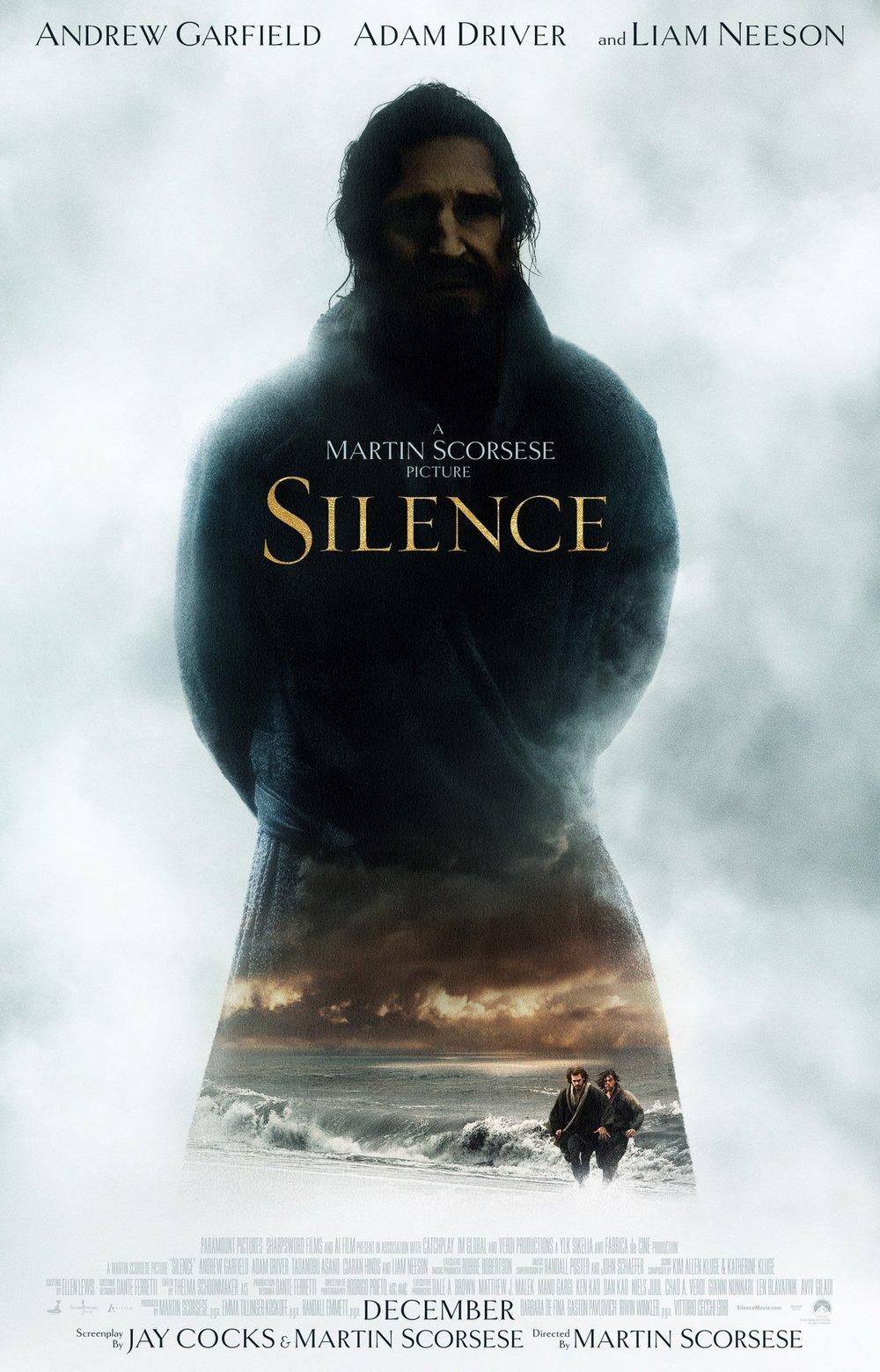 """""""Silence"""" (2016)"""