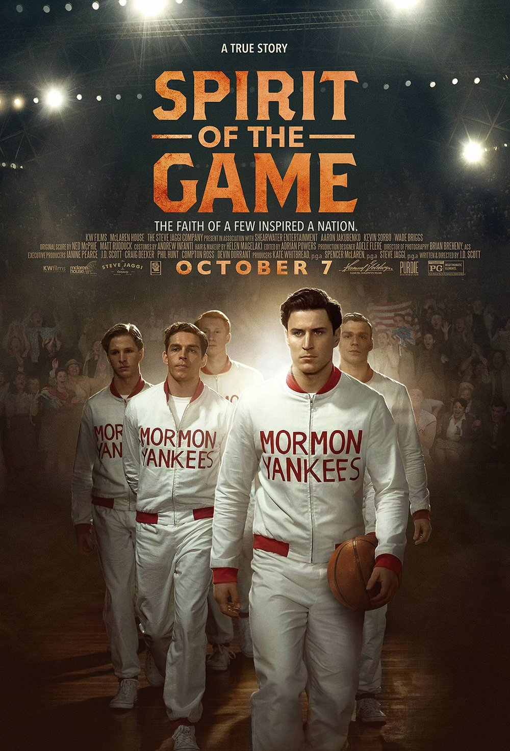 """The Spirit of the Game"" (2016)"