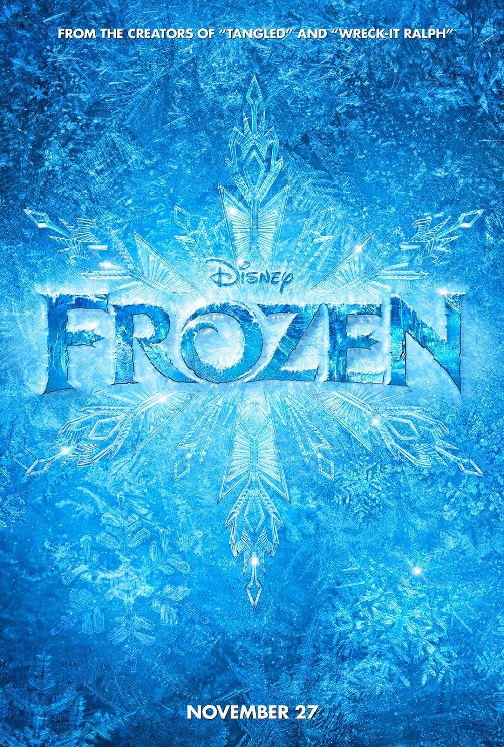 """""""Frozen"""" (2013)"""
