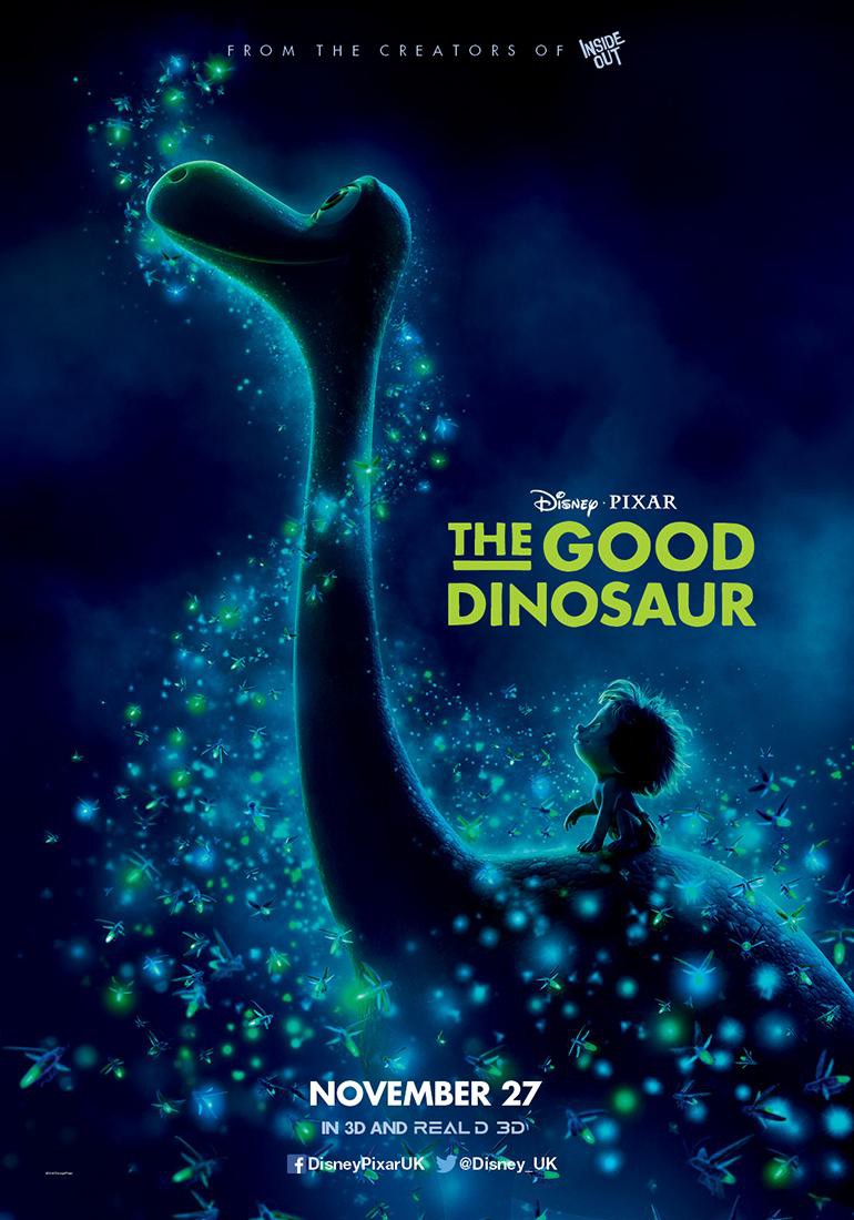 """The Good Dinosaur"" (2015)"